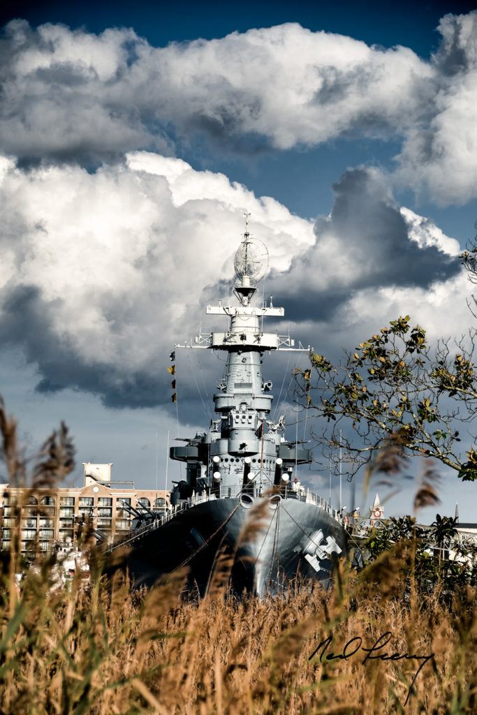 Battleship Clouds