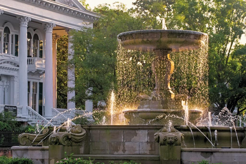 Bellamy Fountain