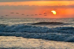 Incoming Sunrise