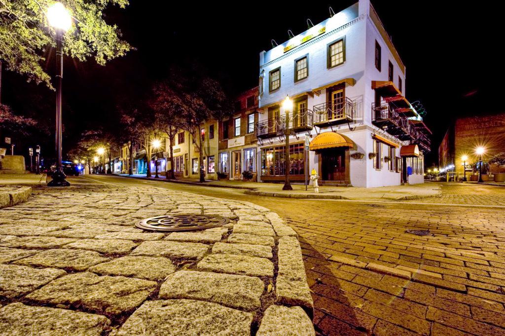 River Street Corner