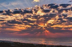 Sun Burst Dawn