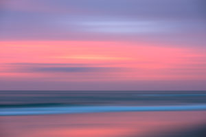 Sunrise Color Blur